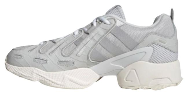 Item - Grey/ Silver/ White Gazelle New Eqt Lace Up Casual Womens. Retail 200 Sneakers Size US 10.5 Regular (M, B)