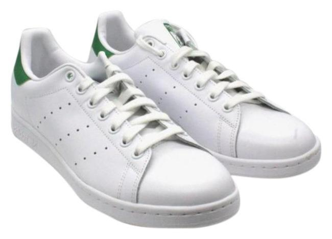 Item - White Women's Stan Smith Casual Sneakers Boots/Booties Size US 10 Regular (M, B)