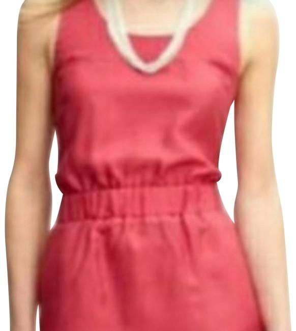 Item - Pink #8788225 Mid-length Short Casual Dress Size 10 (M)