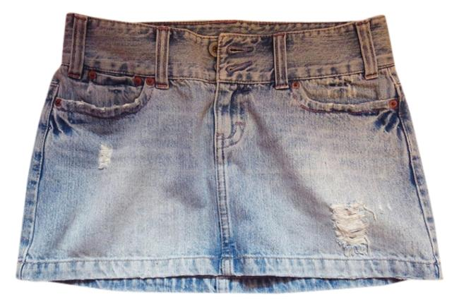 Preload https://item4.tradesy.com/images/american-eagle-outfitters-jean-summer-miniskirt-size-2-xs-26-2924743-0-0.jpg?width=400&height=650