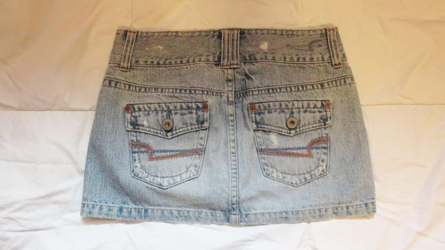 American Eagle Outfitters Jean Summer Mini Skirt