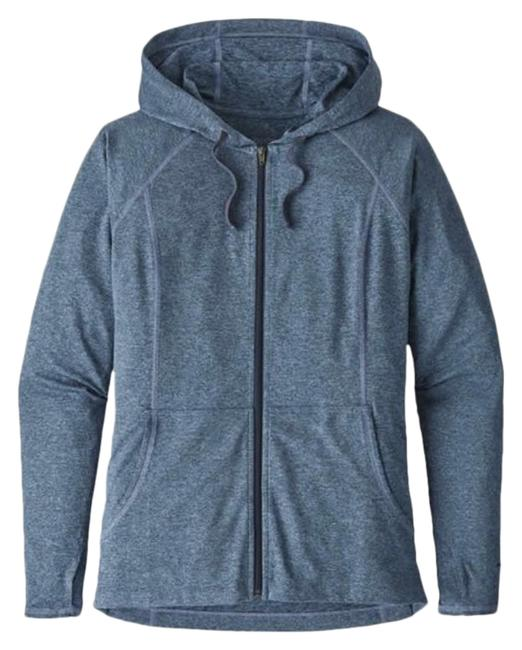 Item - Blue Heather Seabrook Activewear Outerwear Size 0 (XS)