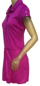 ADIDAS GOLF short dress Pink Magenta on Tradesy
