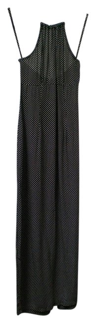 black and white Maxi Dress by Esprit