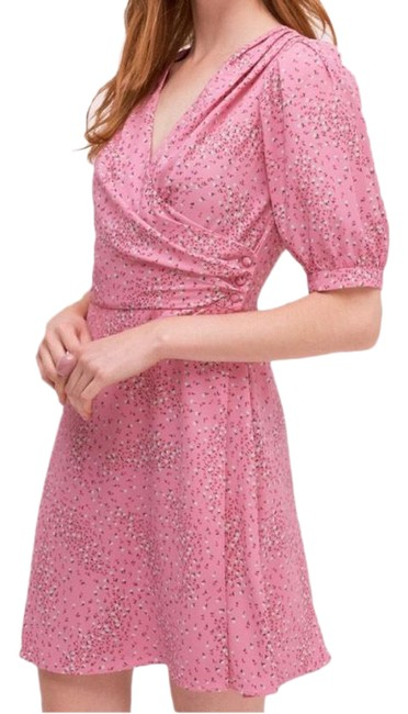 Item - Pink Nwot New York Meadow Short Cocktail Dress Size 2 (XS)
