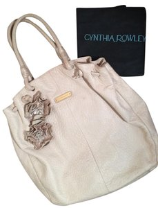 Cynthia Rowley Tote in Off White