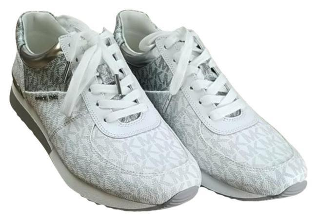 Item - Silver Allie Trainer Sneakers Women's Boots/Booties Size US 10 Regular (M, B)