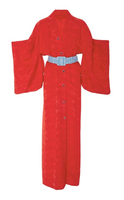 Item - Red Strange Bedfellows Long Casual Maxi Dress Size 10 (M)