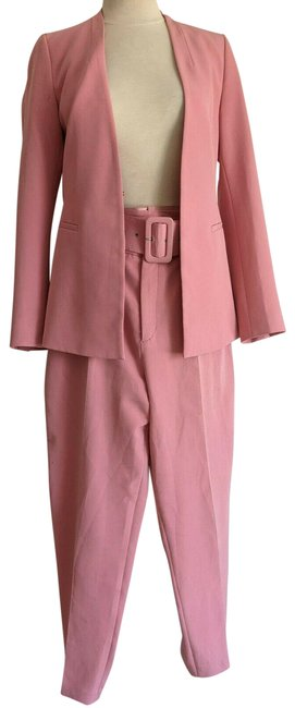Item - Pink Blazer and Small 2207/811 Pant Suit Size 6 (S)