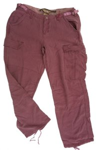 Da-Nang Capri/Cropped Pants purple