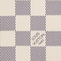 Louis Vuitton Neverfull Azur Damier Mm with Shoulder Strap Gray White Canvas Tote Louis Vuitton Neverfull Azur Damier Mm with Shoulder Strap Gray White Canvas Tote Image 4