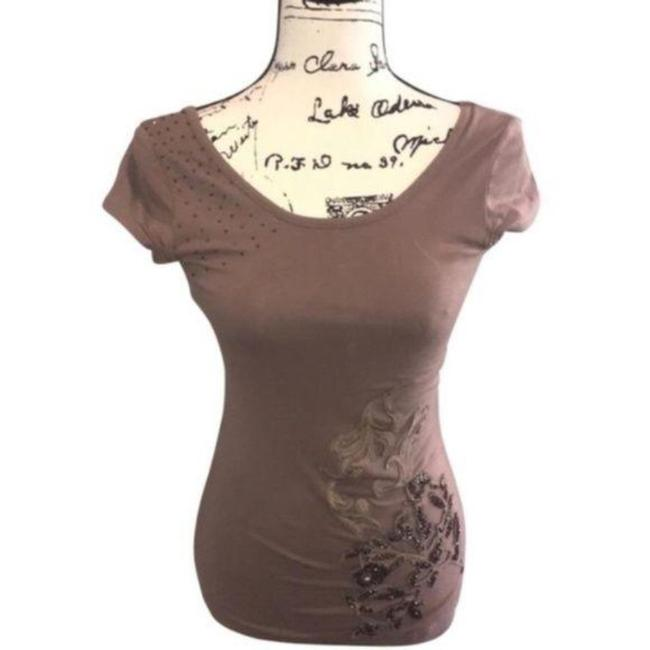 Item - Tan Brown By Stretch Shirt Tank Top/Cami Size 4 (S)