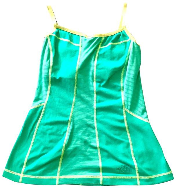Item - Blue-green Athletic Activewear Top Size 6 (S)
