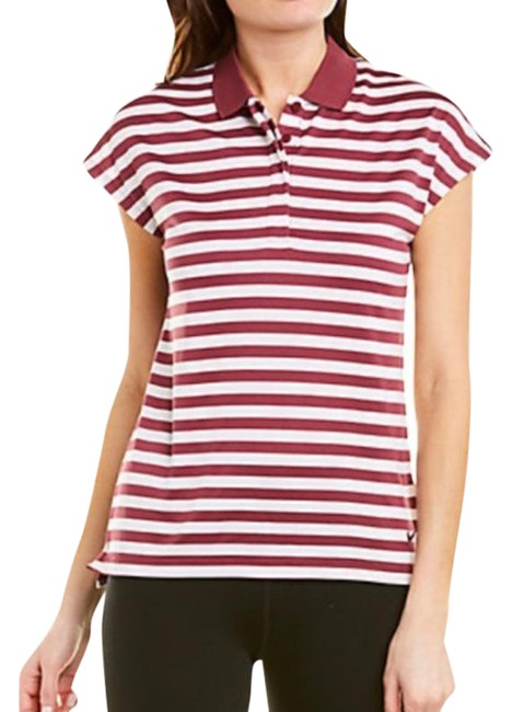 Item - Red XL Dry Fairway Polo Activewear Top Size 16 (XL, Plus 0x)