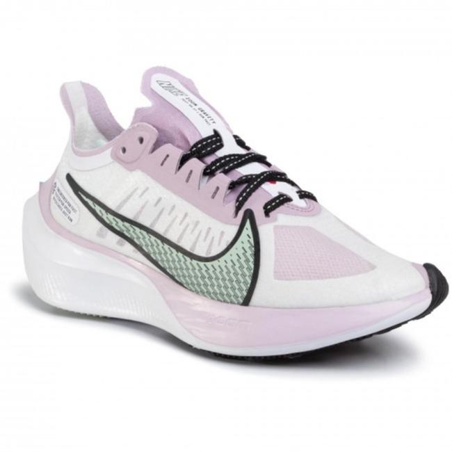 Item - Lilac New Zoom Gravity Running Sneakers Size US 11 Regular (M, B)