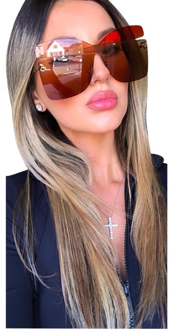 Item - Gold Butterfly Sunglasses