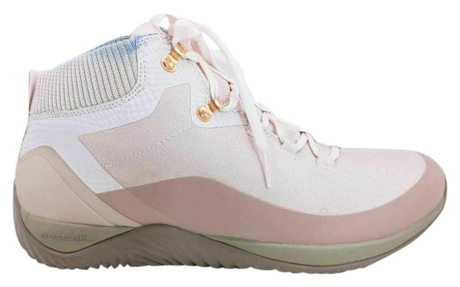 Item - Pink Womens Echo Hiker Boots Round Toe Mid Top Lace Up 9w Eur 39 Sneakers Size US 9 Wide (C, D)