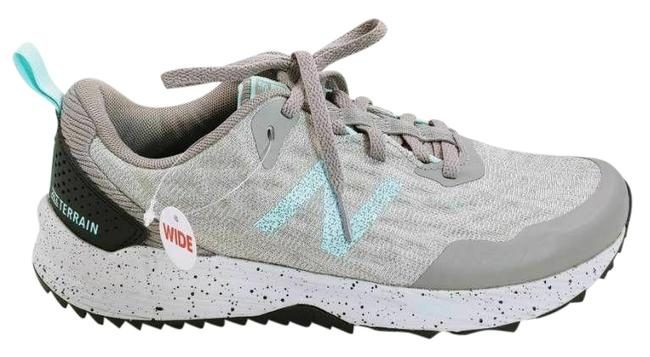 Item - Gray Womens Nitrelv3 Trail Running Wtntrlg3 Lace Up Sneakers Size US 7.5 Wide (C, D)