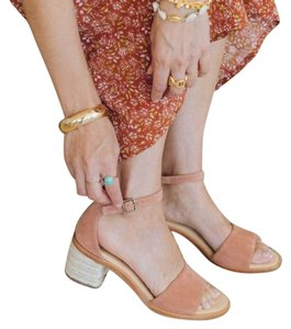 Soludos Pink Sandals