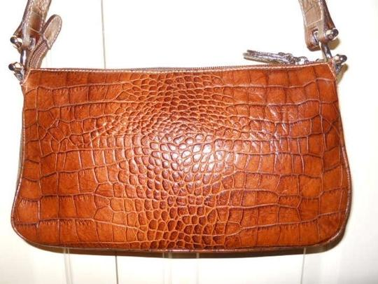 Barbara Milano Leather Shoulder Bag
