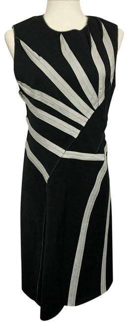 Item - Multicolor Na Mid-length Cocktail Dress Size 8 (M)