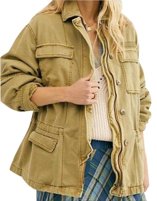 Item - Green The Day Utility Jacket Size 2 (XS)