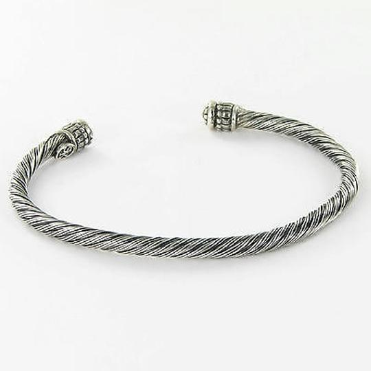 Other Scott Kay Twisted Wire Cuff Bracelet 4mm Sterling Silver