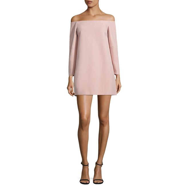 Item - Pink Yesenia Off-the-shoulder Short Night Out Dress Size 6 (S)