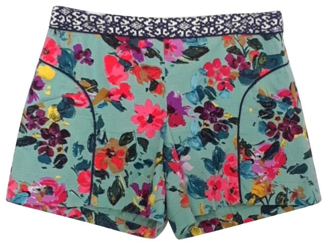 Item - Blue and Pink Catonnier Shorts Size 2 (XS, 26)
