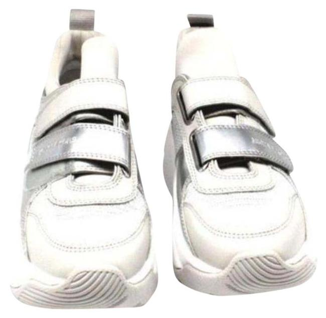 Item - Silver Keeley Trainer Sneakers Women's Boots/Booties Size US 5.5 Regular (M, B)