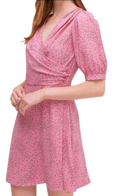 Item - Pink Nwot New York Meadow Short Casual Dress Size 4 (S)