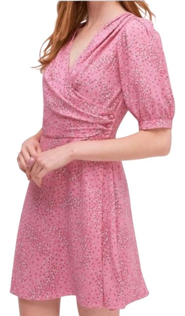 Item - Pink Nwot New York Meadow Short Casual Dress Size 10 (M)