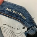 American Eagle Outfitters Blue Medium Wash 90s Distressed Boyfriend Cut Jeans Size 33 (10, M) American Eagle Outfitters Blue Medium Wash 90s Distressed Boyfriend Cut Jeans Size 33 (10, M) Image 6