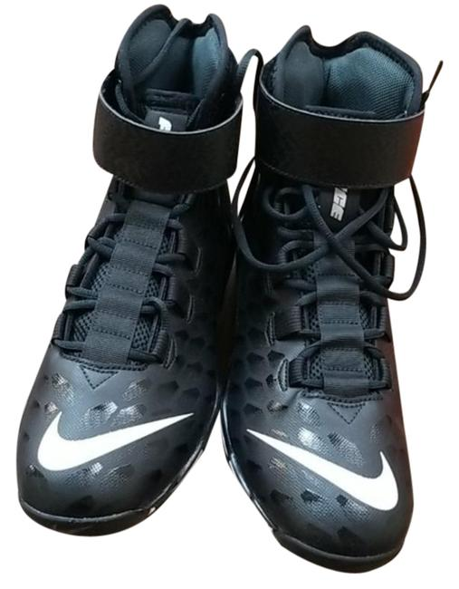 Item - Black Take Over The Game In The Force Boots/Booties Size US 12 Regular (M, B)