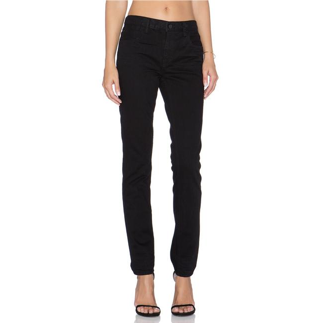 Item - Black Denim Skinny Wang002 Relaxed Fit Jeans Size 27 (4, S)