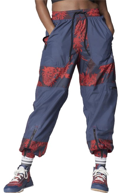 Item - Red/Navy Future Playground Woven Joggers Pants Size 2 (XS, 26)