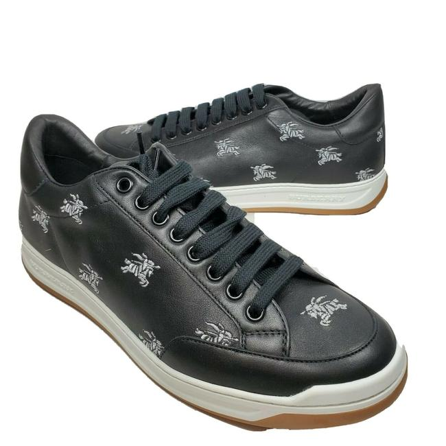 Item - Black Timsbury Knight Embroidered Sneakers Size EU 39 (Approx. US 9) Regular (M, B)