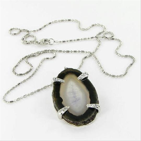 Preload https://item2.tradesy.com/images/anzie-anzie-plum-agate-pave-pendant-necklace-white-topaz-sterling-silver-2927596-0-0.jpg?width=440&height=440