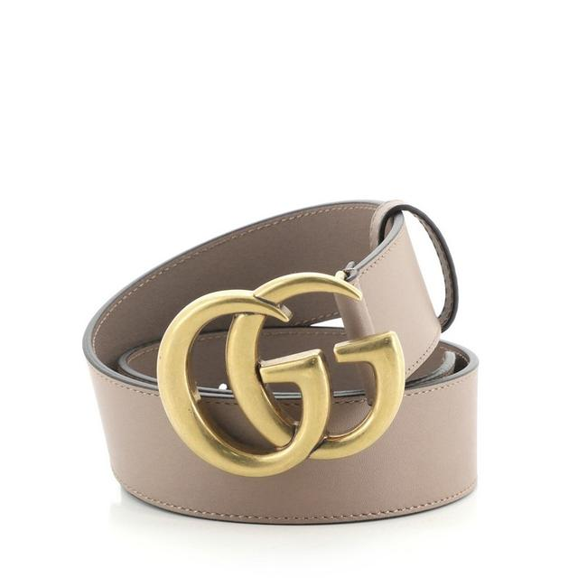 Item - Marmont Gg Belt Leather Wide 65 Cross Body Bag