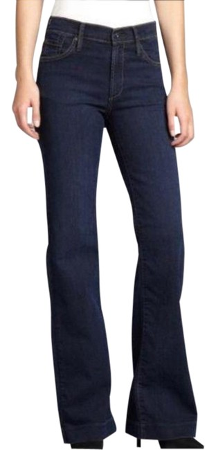 Item - Blue Fly Boy Boot Cut Jeans Size 28 (4, S)