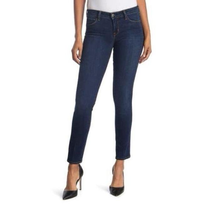 Item - Blue Coco Midrise Straight Skinny Jeans Size 24 (0, XS)
