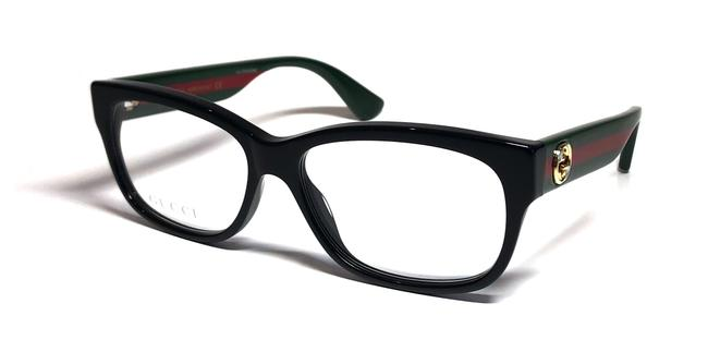 Item - Black   Green   Red Large Gg0278o 011 - Free and Fast Shipping - New Optical Glasses Sunglasses