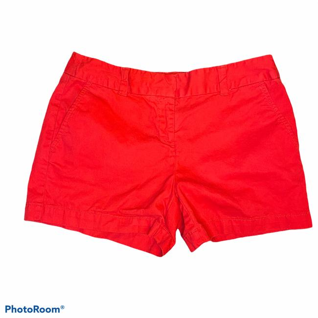 Item - Red Chino Shorts Size 0 (XS, 25)