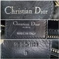 Dior Lady Christian Cannage Black Leather Tote Dior Lady Christian Cannage Black Leather Tote Image 2