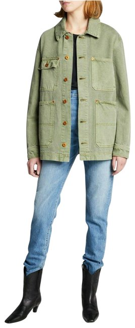 Item - Green The Worker Jacket Size 10 (M)