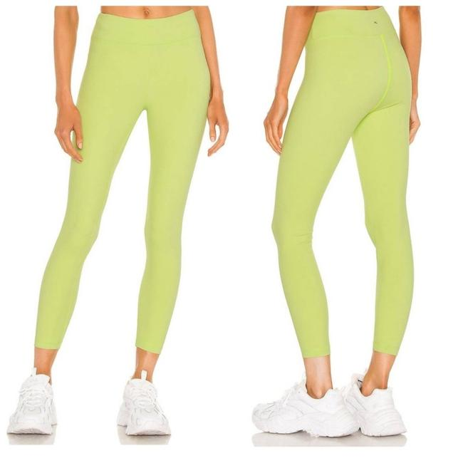 Item - Yellow New Green Drive Blackout Activewear Bottoms Size 6 (S, 28)