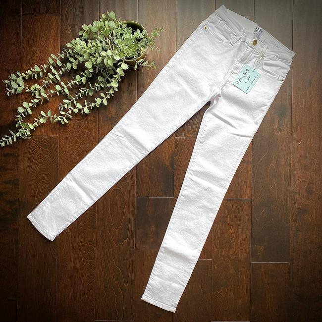 Item - White Le High Jeans/Sz:25/Nwt Skinny Jeans Size 25 (2, XS)
