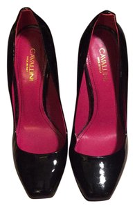cavallini Black Pumps