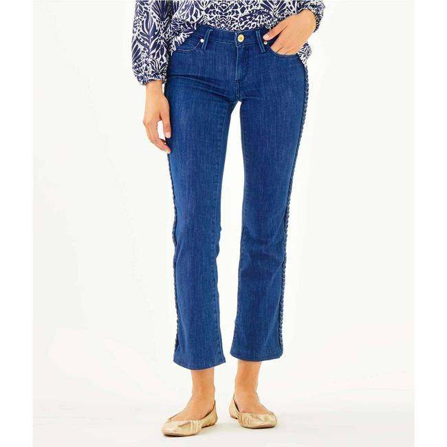 Item - South Ocean Crop Flare Skinny Jeans Size 25 (2, XS)