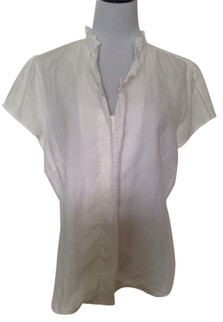 Richard Malcolra Top White